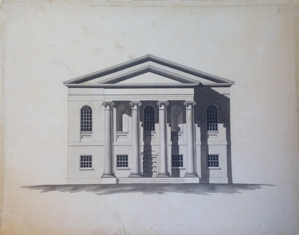 Robert Mills Kershaw County (Camden) Courthouse